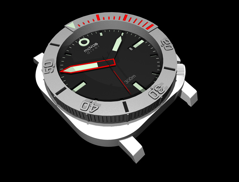 Any dive friendly tritium chinese watches out there for Tritium dive watches